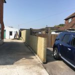 New Traditional Featherboard Fencing